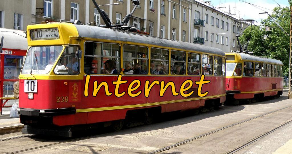 Internet za darmo w komunikacji miejskiej